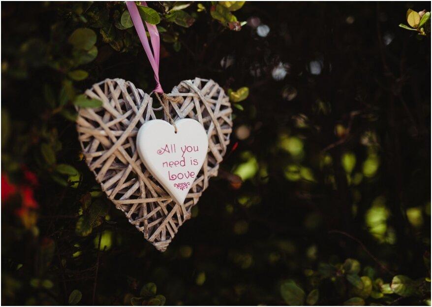¡Cuando el amor de la familia y los amigos hace un sueño realidad! Así fue la boda de Karina y Samuel