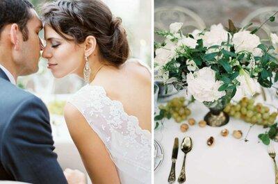 10 привлекательных деталей, которые вам точно захочется скопировать для своей свадьбы!