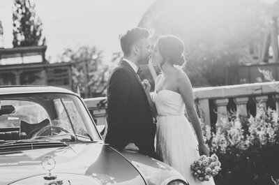 Pflichttermin für Brautpaare: Die Hochzeitsmesse WEDDFAIR 2015!