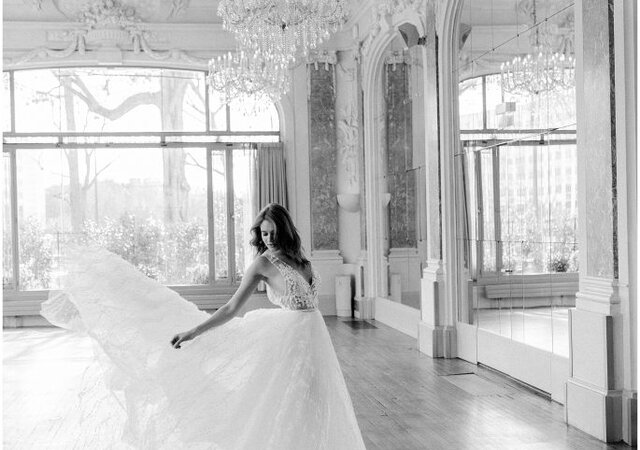 Styled Shoot: Boudoir Weddingmoon in Paris