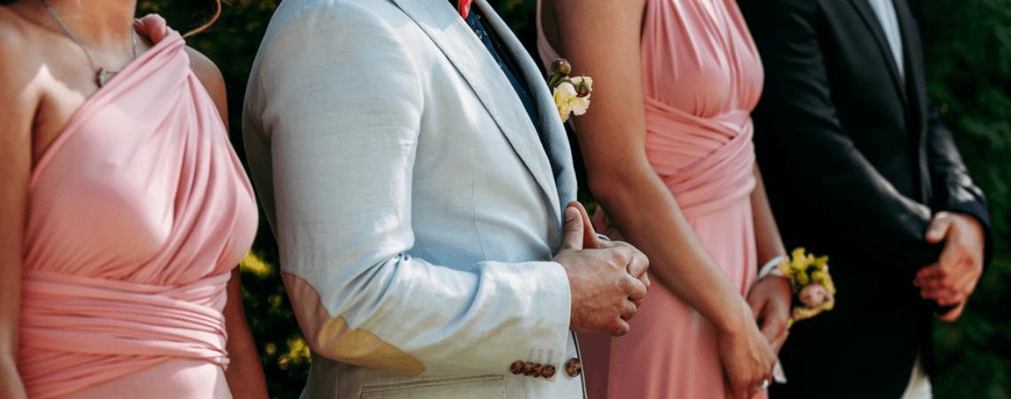 Looks voor de gasten: dag vs. avond bruiloft