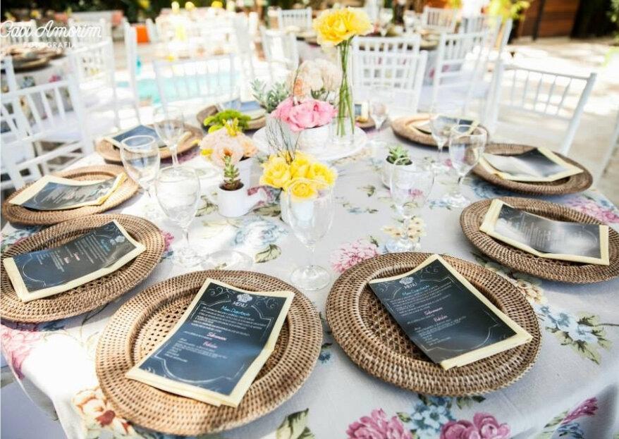 Comment faire le menu de son mariage en 5 étapes