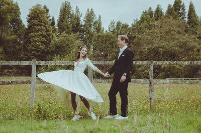 ¡Nuestros lectores ya votaron! Conoce la foto de boda más bonita del 2016