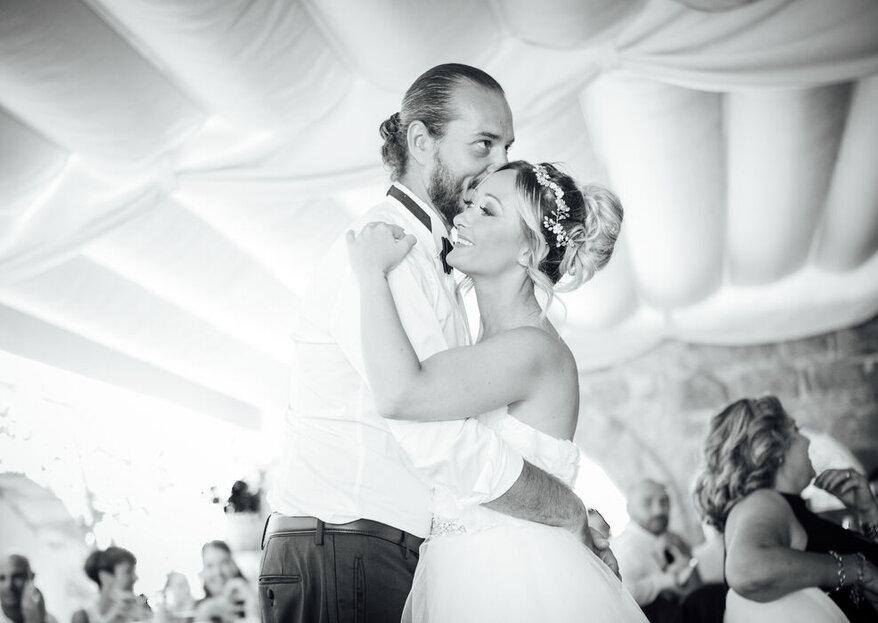Damiano Giuliano Fotografia vi affiancherà con empatia e cura per ogni attimo delle vostre nozze, per un reportage fantastico!