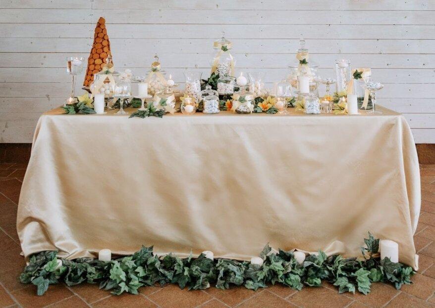 Il mix perfetto di competenza, affidabilità e stile con la wedding planner di Grace Events