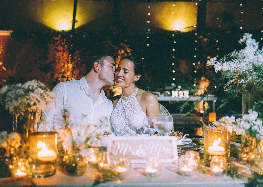 Una boda inolvidable, sin estrés y a tu estilo, es posible con Jess Bodas & Eventos