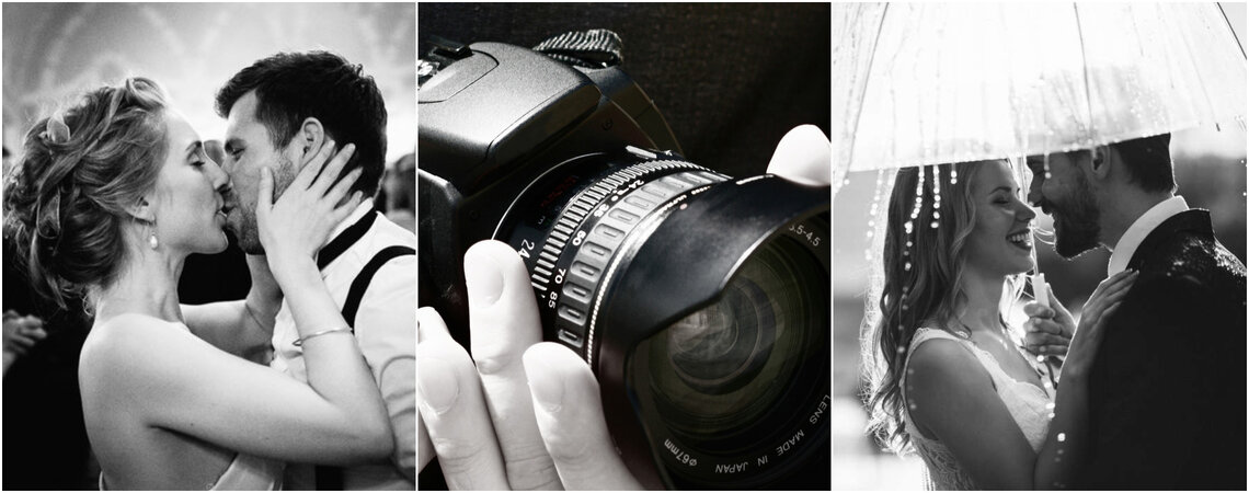 Die besten Hochzeitsfotografen aus der Schweiz geben Ihr Talent zum Besten: Schwarz-Weiss-Fotografie