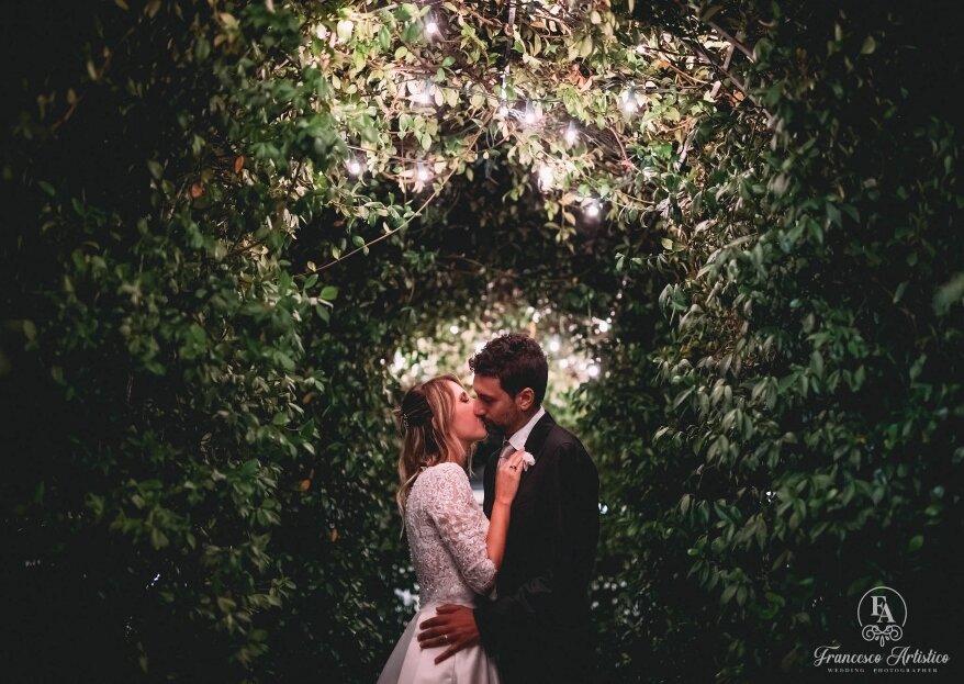 Allegria, spontaneità e sentimento sono gli ingredienti del matrimonio di Nicola e Mariangela!