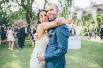 Fedra et Raphael : Un mariage de Conte de fées dans les Côtes-d'Amor