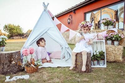 Las 5 ideas más divertidas para el banquete de los más pequeños
