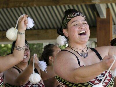Una danza Haka de guerra en una boda. ¡Impresiona y revoluciona en la red!
