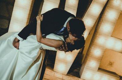 Siempre nos quedará París: la boda de Elena y Javi