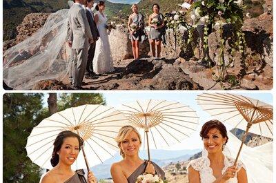Bodas reales: los cuidados detalles de una boda con wedding planner