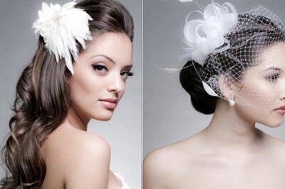 Os acessórios exclusivos para noivas Bárbara Heliodora