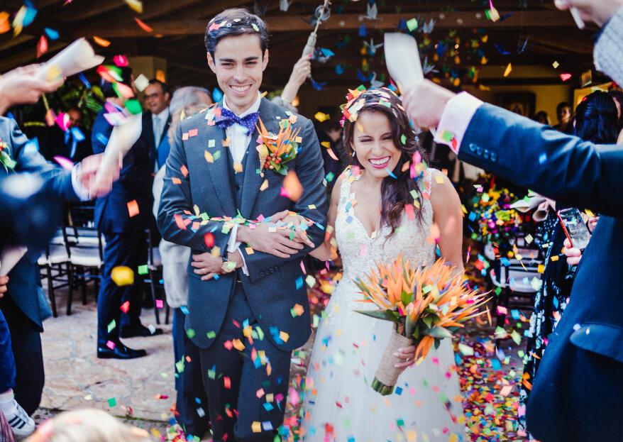 Los recuerdos vivos de tu boda que consigue Monett Weddings