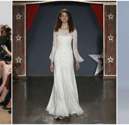 competitive price 67abf 3f2a0 60 abiti da sposa a maniche lunghe: una scelta senza tempo