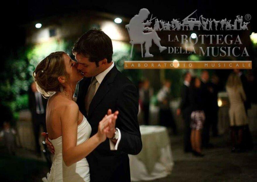 La Bottega Della Musica, l'intrattenimento su misura per le tue nozze