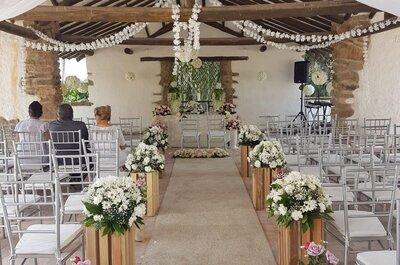 Casa Antonio 1912, el lugar ideal para tu boda a las afueras de Bucaramanga