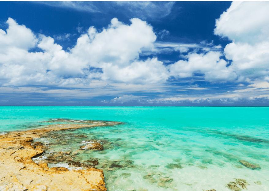 Luna de miel en Islas Turcas y Caicos: un paraíso por descubrir