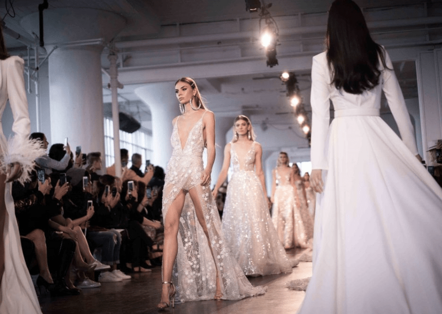 New York Bridal Fashion Week 2019: 5 tendencias nupciales que desearás tener ya