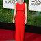 Jennifer Lawrence wearing Dior.