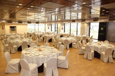 Hotel Meliá Avenida de América: un lugar sofisticado para una boda de éxito