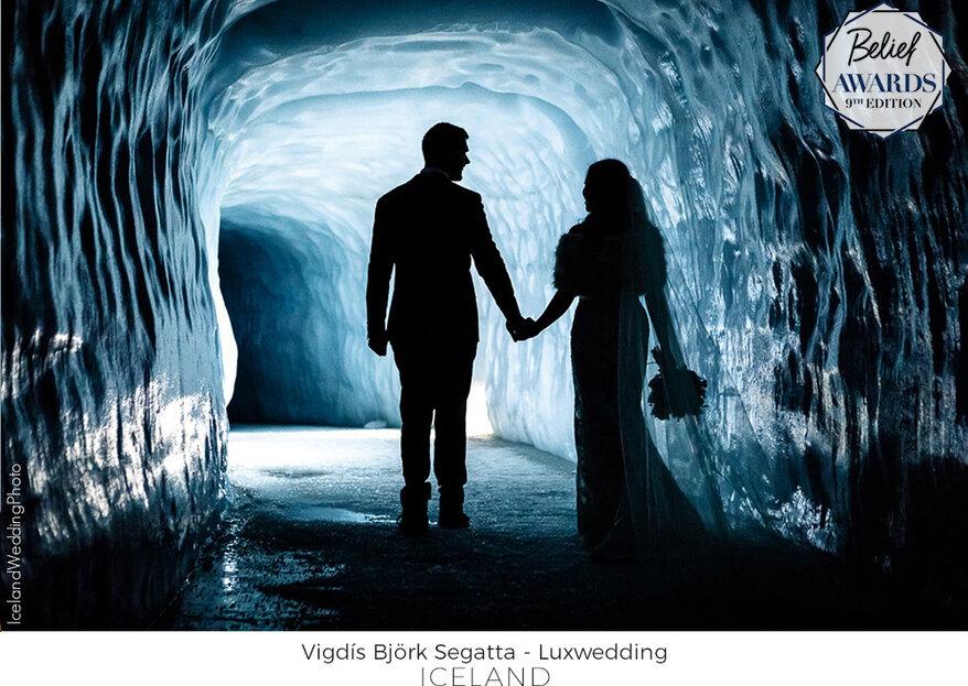 La 9ª edición de los Belief Awards deja bodas impresionantes para el recuerdo