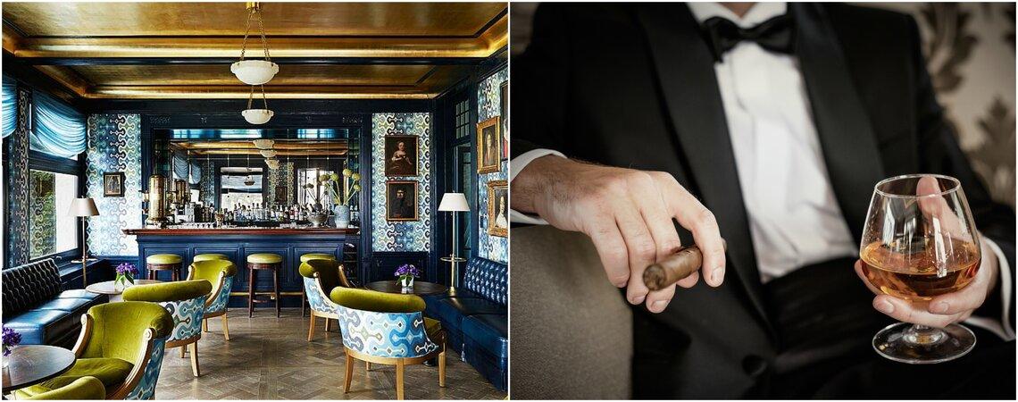 Exklusives Event für elegante Herren im Luzerner Château Gütsch – Die Gentleman's Night