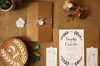 KSA2 Matrimonios: Las invitaciones perfectas para tu boda