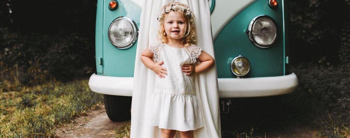 Tendances 2018 : Les plus belles tenues de mariage pour enfants