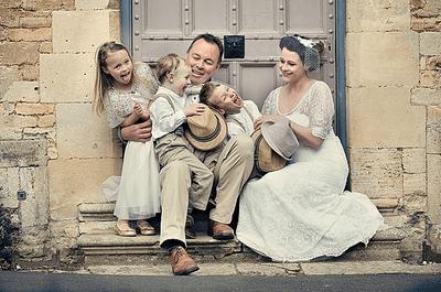 Sehen Sie hier echte Vintage-Hochzeiten!