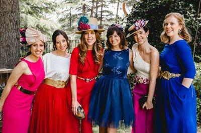 ¡Lo mejor de la semana de la invitada de boda 2016 en Zankyou!