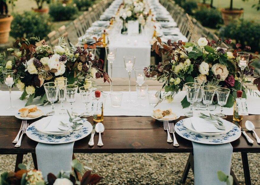 La precisione, l'affidabilità e le capacità di problem solving per un matrimonio perfetto con Party4All
