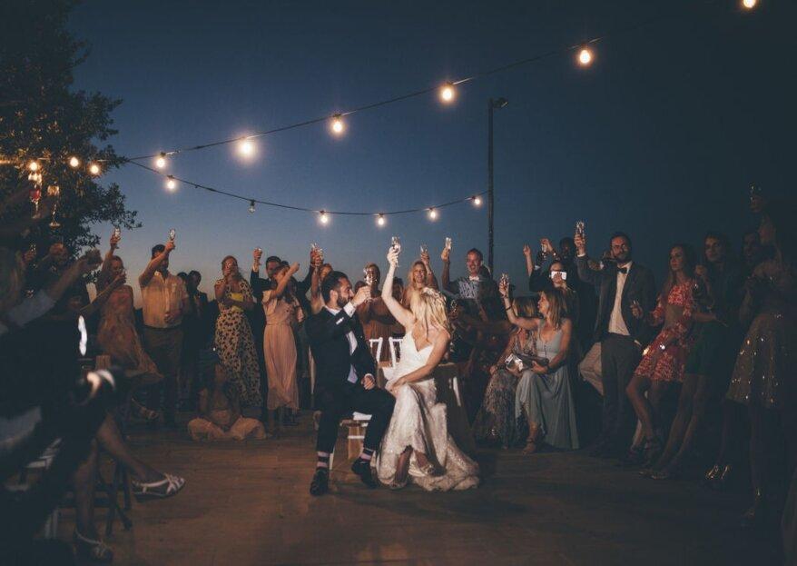 Da dove si comincia ad organizzare un matrimonio? Te lo diciamo noi!