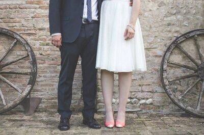 Le 7 tradizioni da....NON seguire nel giorno del tuo matrimonio