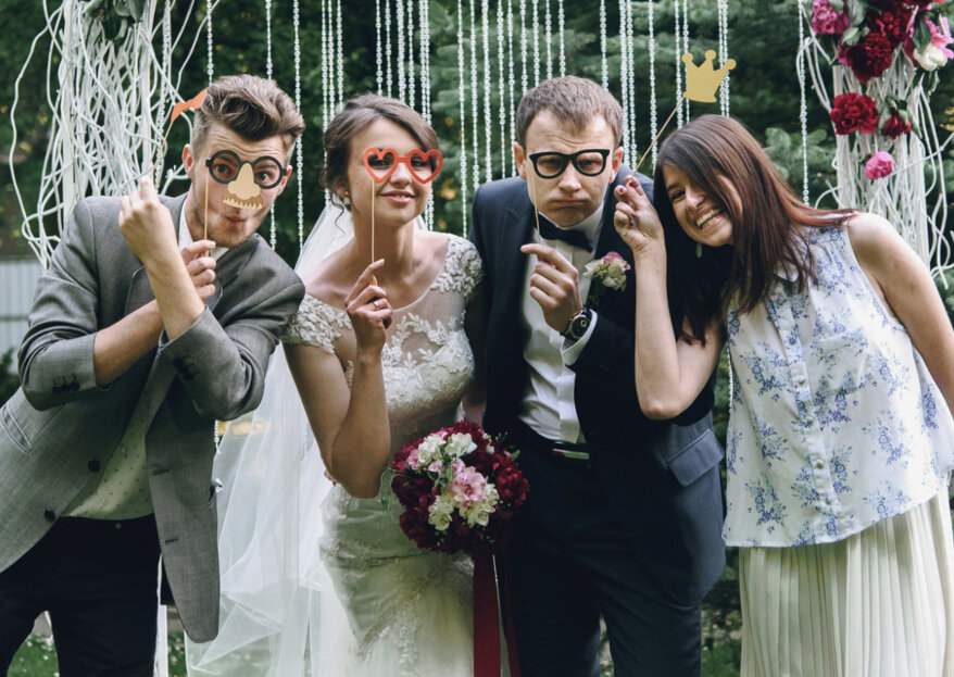 Een fotospiegel op jouw bruiloft: dit is waarom je hier voor moet kiezen!