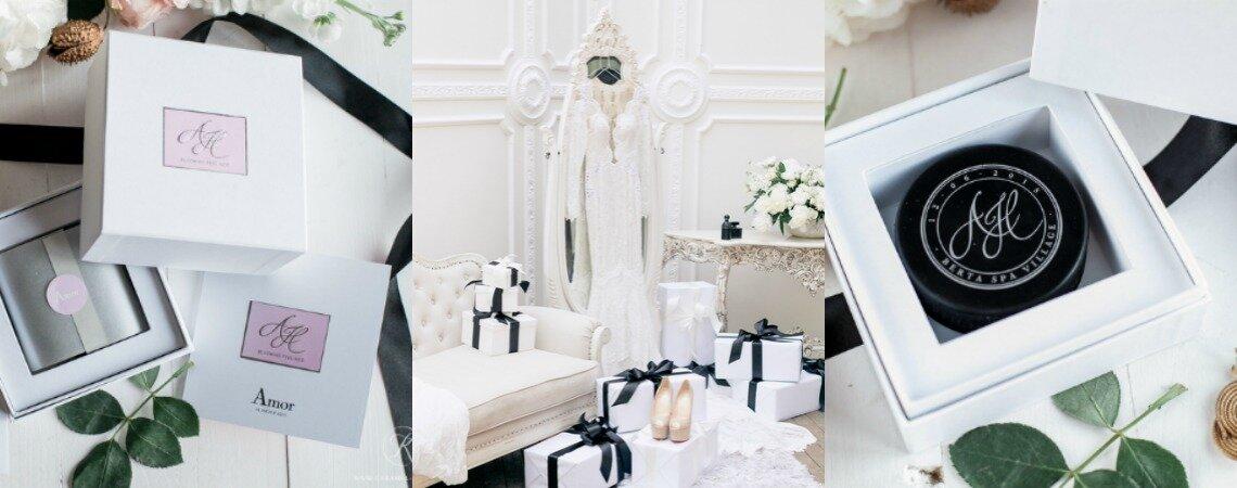 Подарки-сюрпризы : новая тенденция в свадебной моде!