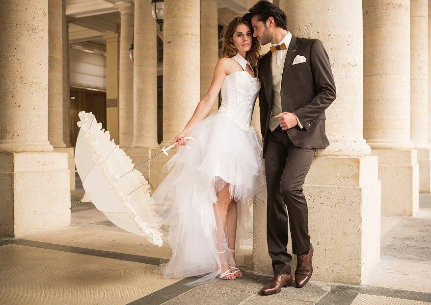 TailorCorner: Un costume de mariage 2.0 personnalisé et sur mesure.