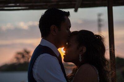 Karen y Renato: un inolvidable matrimonio en Trujillo