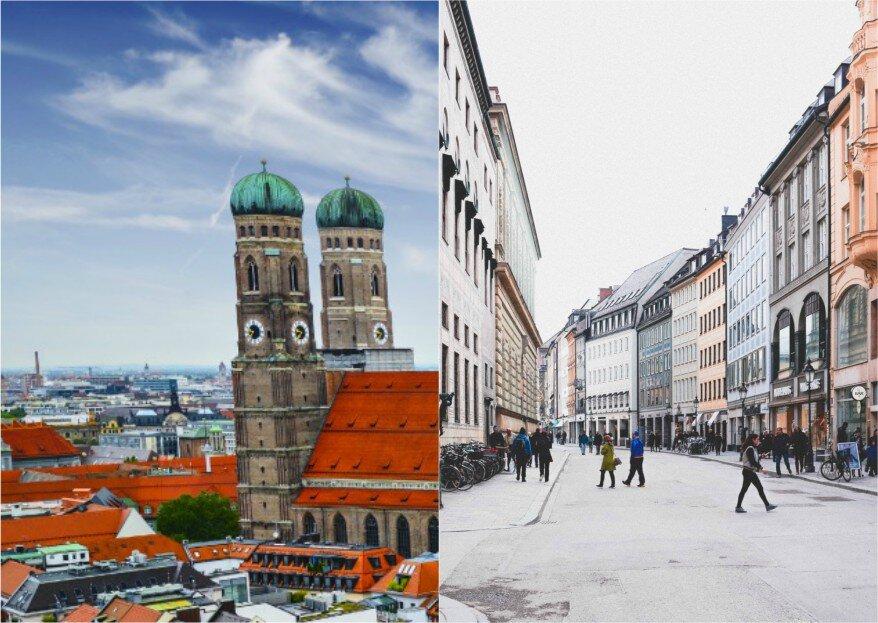 Die schönsten Hochzeitslocations in München und Umgebung für Ihre Traumhochzeit!