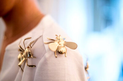 ¡Atención novias! Cinco tendencias en joyas para tu matrimonio. ¡Belleza en los detalles!