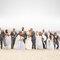 Vestidos en color pastel para tus damas de boda - Foto: B&E Photographs