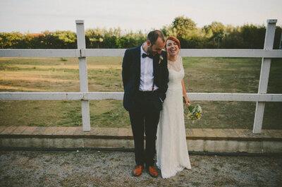 El mejor día de nuestra vida juntos: la boda de Eli y Lluís