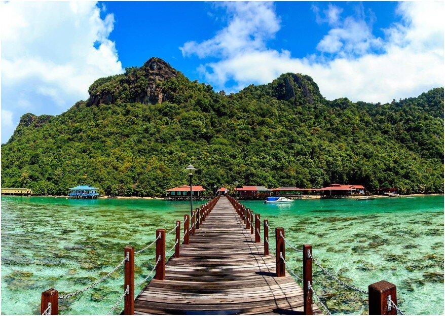 Voyage de noces en Malaisie : découvrez toutes les splendeurs des multiples paysages et plages paradisiaques