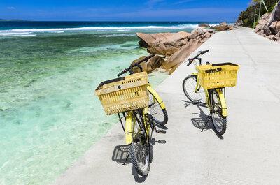 20 самых красивых пляжей мира для свадебного путешествия