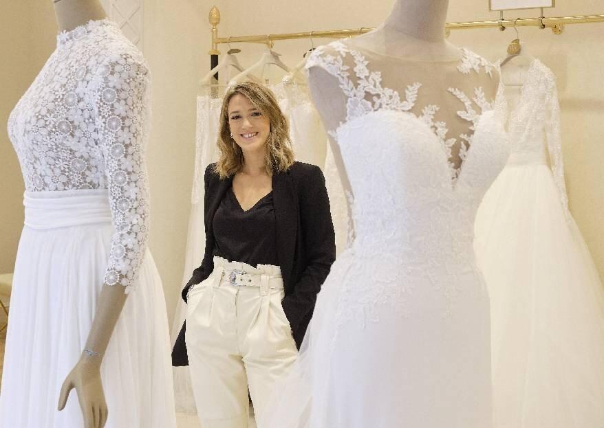 Intervista a Nicole Cavallo, nuovo Direttore Creativo di Nicole Milano, ramo del Gruppo Pronovias