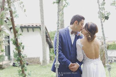 Ana María y Juan Sebastián: ¡Amor es todo lo que necesitas!