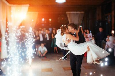 Las 10 mejores tiendas de cotillón para bodas en Santiago. ¡Toda la entretención que necesitas!