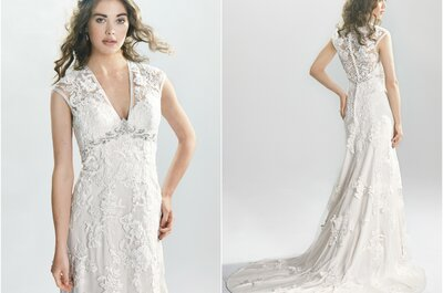 Discover the Charm of the Lillian West 2016 Wedding Dresses