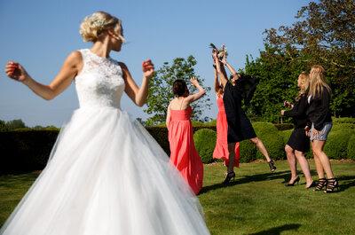 Do's & Don'ts voor de bruiloft van je beste vriendin